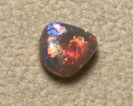1.31 cts Dark Crystal Opal - Lightning Ridge