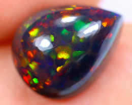 2.67cts Natural Ethiopian Welo Smoked Opal / HM2060