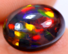 3.19cts Natural Ethiopian Welo Smoked Opal / HM2025