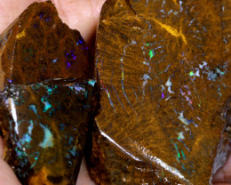 310CTS BOULDER OPAL MATRIX ROUGH PARCEL ADO-7617