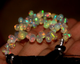 Natural Ethiopian Welo Opal Drops 88