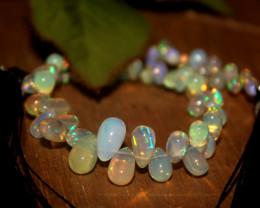 Natural Ethiopian Welo Opal Drops 78
