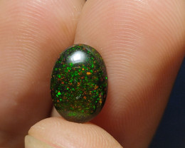 1.531CRT BRILLIANT BRIGHT PIN FIRE 5/5 SMOCKED WELO OPAL