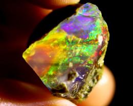 22cts Ethiopian Crystal Rough Specimen Rough / CR3282