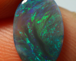 0.85CTS DARK OPAL FROM LIGHTNING RIDGE AA498