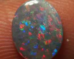 0.65CTS DARK OPAL FROM LIGHTNING RIDGE AA507