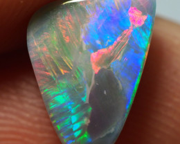 1.25CTS DARK OPAL FROM LIGHTNING RIDGE AA516
