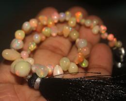 Natural Ethiopian Welo Opal Drops 36