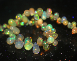 Natural Ethiopian Welo Opal Drops 38