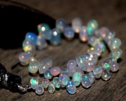 Natural Ethiopian Welo Opal Drops 20