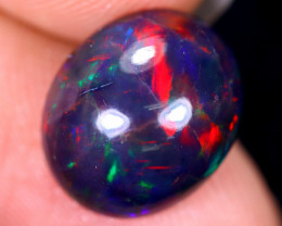 3.16cts Natural Ethiopian Welo Smoked Opal / HM2158
