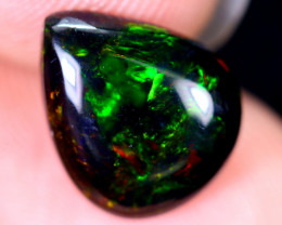 2.01cts Natural Ethiopian Welo Smoked Opal / HM2167