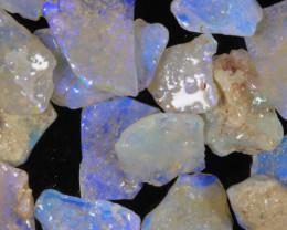 #7- White Cliffs  - Gamble Rough Opal -  [31775]