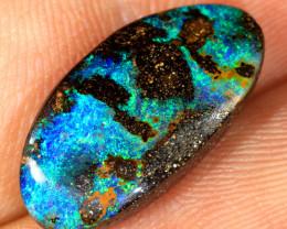 9.2ct 19x9.5mm Queensland Boulder Opal  [LOB-3834]