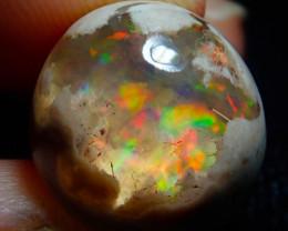 10.28ct Mexican Matrix Cantera Multicoloured Fire Opal