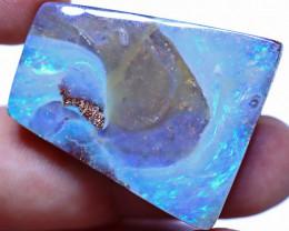 50.31 Carats Boulder Opal Cut Stone ANO-1464