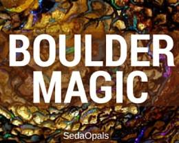 BOULDER MAGIC