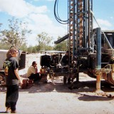 opal drilling rig lightning ridge
