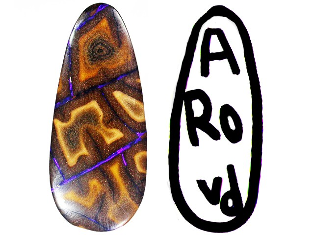 boulder opal secret words roap