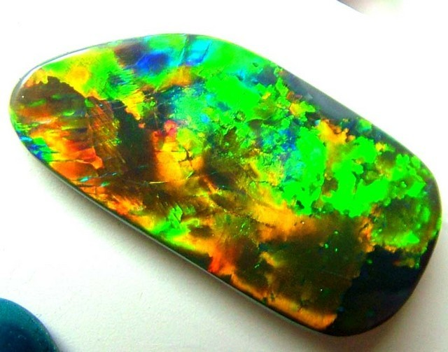 a fire within gemstonejeff beautiful gem opal sunset gemstone opals