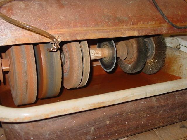 opal cutting machine