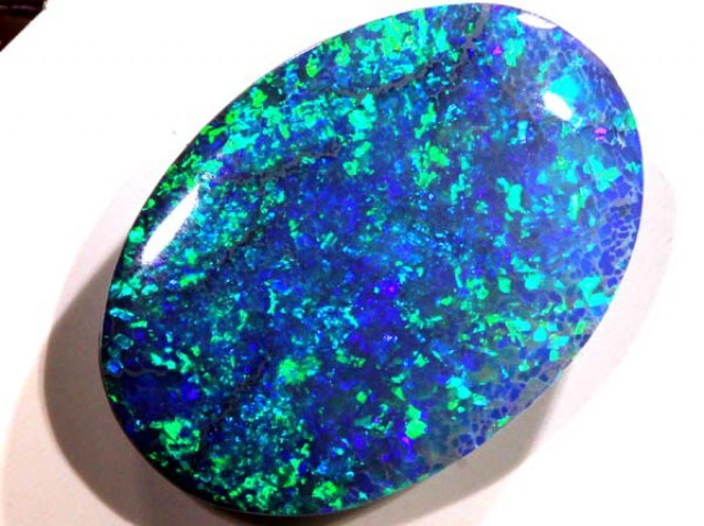 black opal sold at auction