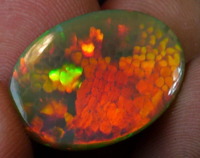 ethiopian opal sold at auction