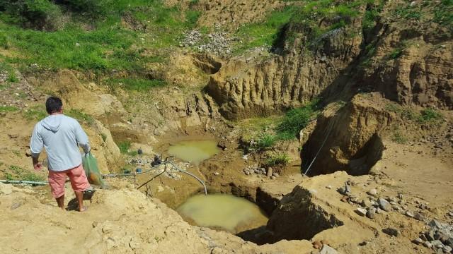 opal hole brazil