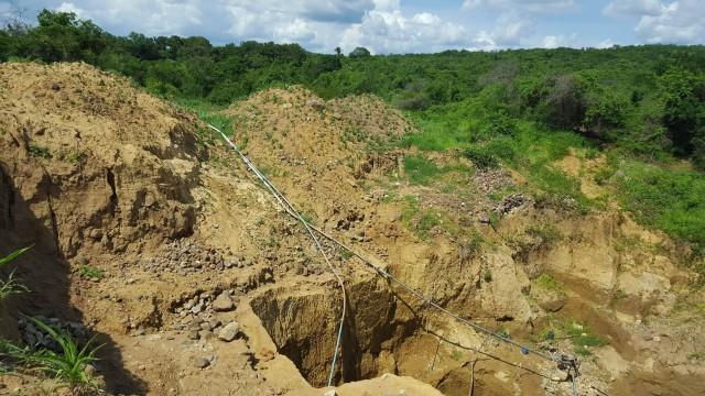 brazilian opal mine