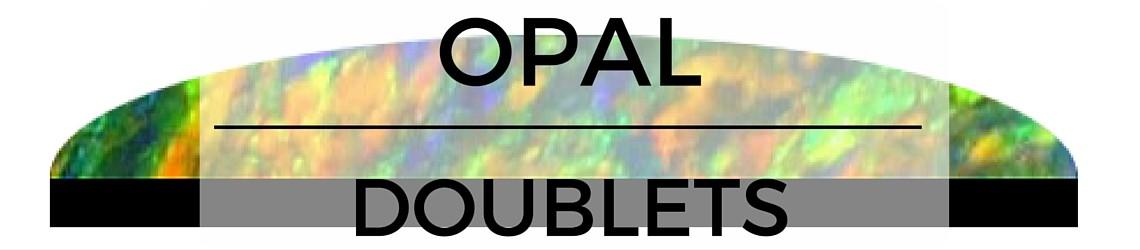 Opal Doublet Information