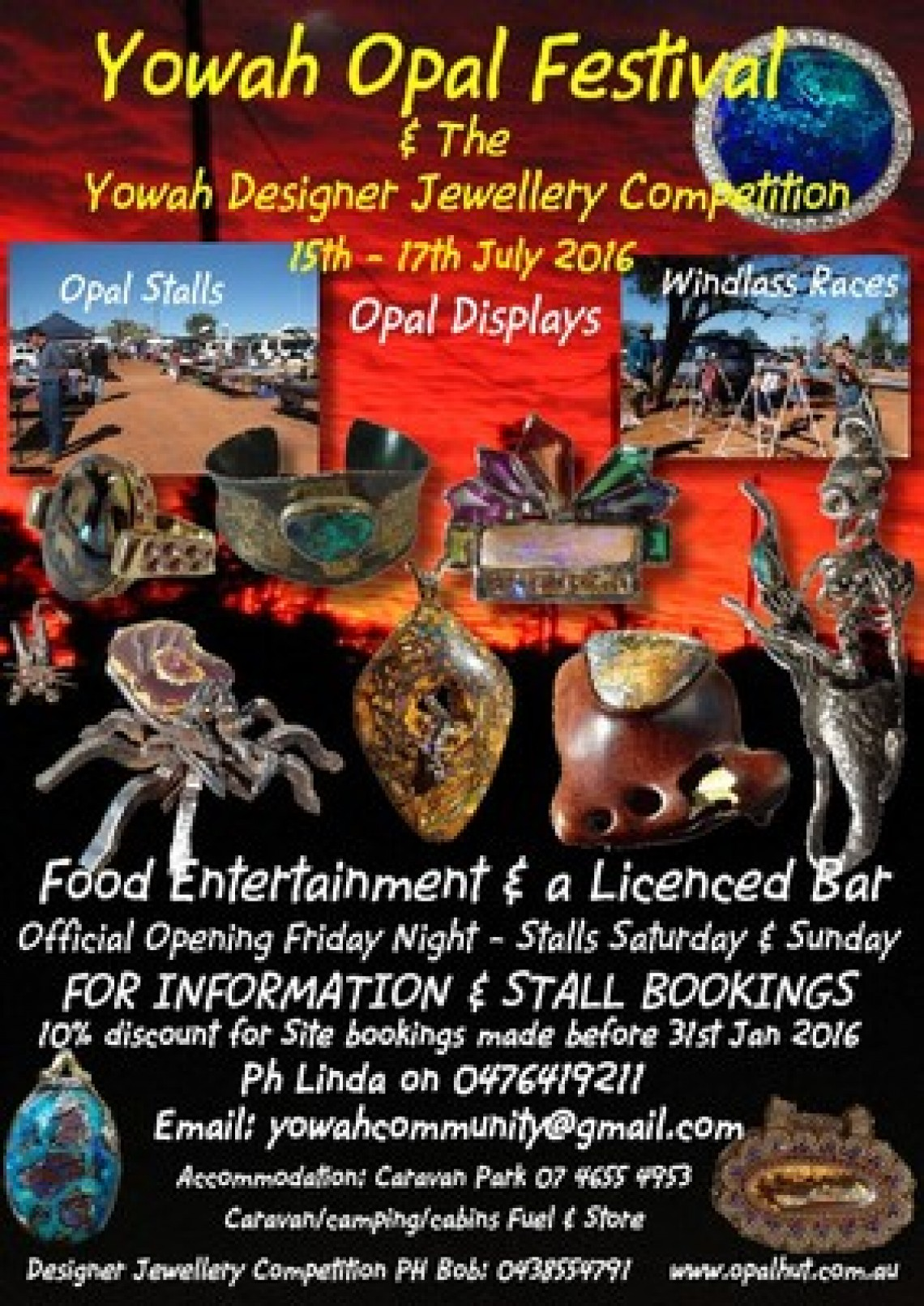 yowah opal festival