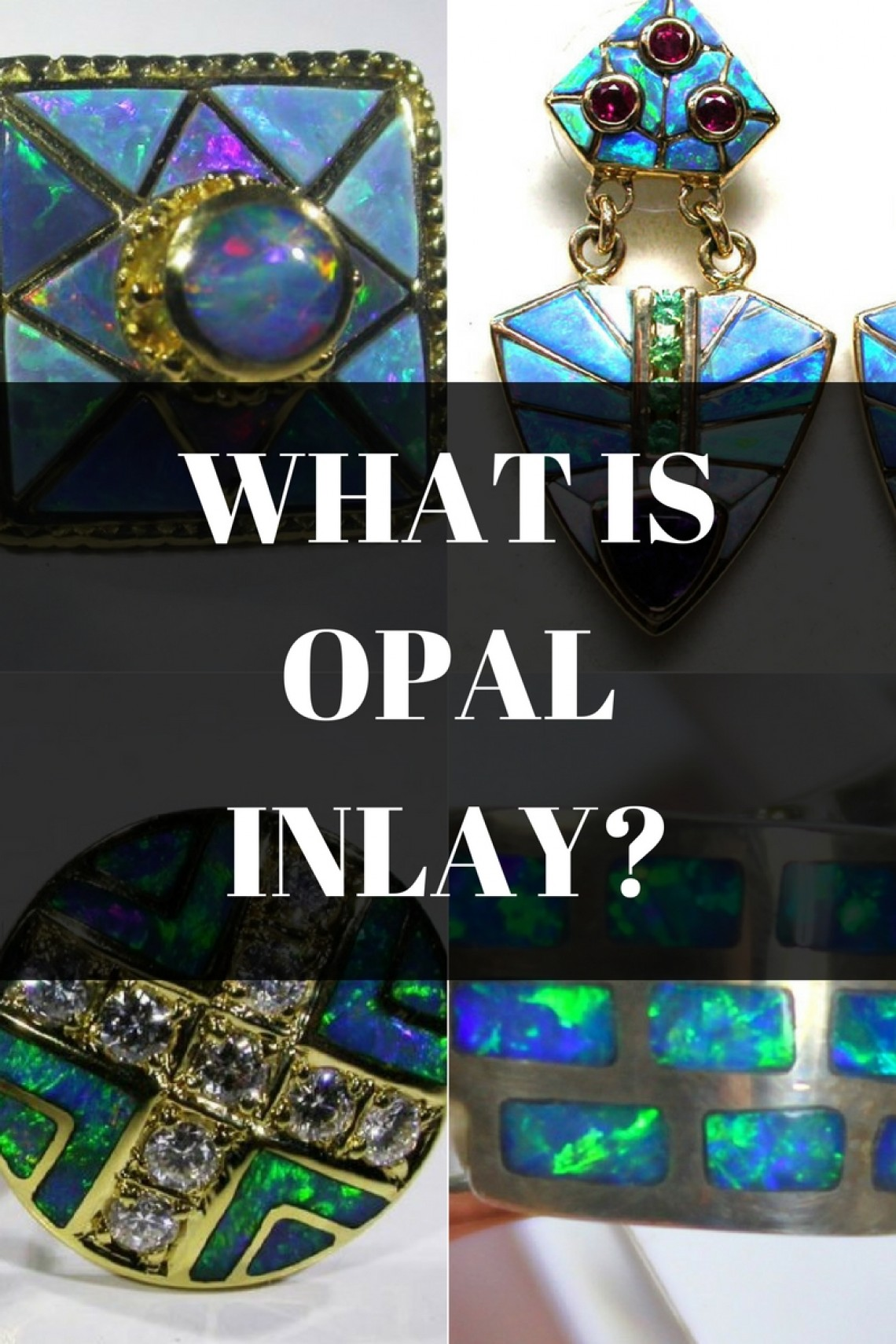 what is opal inlay