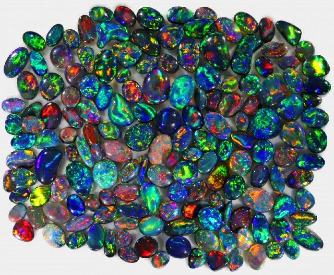 A Journey Through The Australian Opal Fields  Opal Auctions