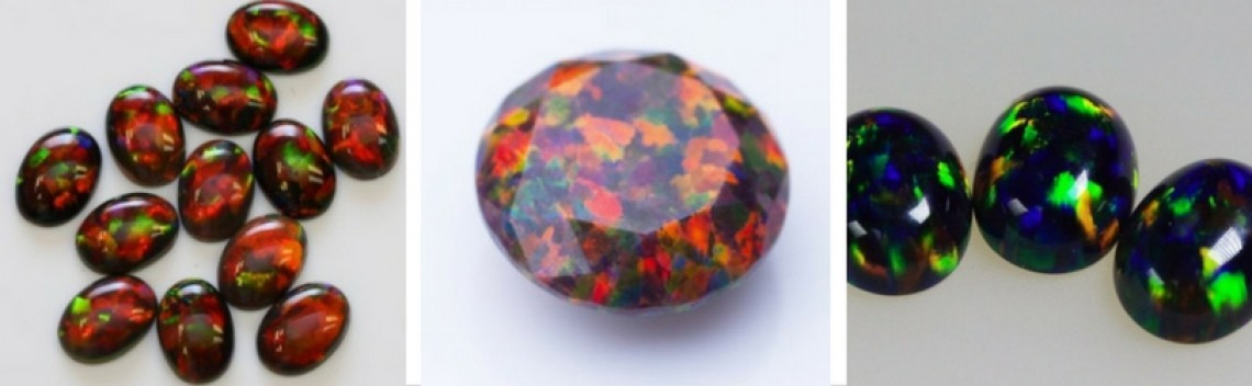 what is synthetic opal