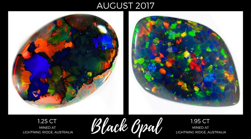 Black Opal August 2017 Market Review