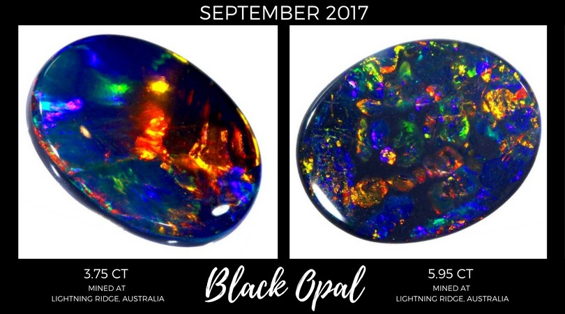Black Opal September 2017 Market Review