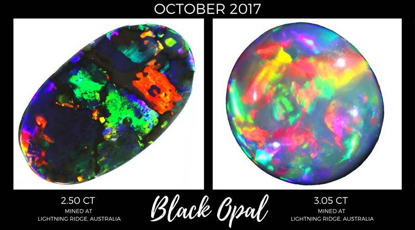 Black Opal October 2017 Market Review