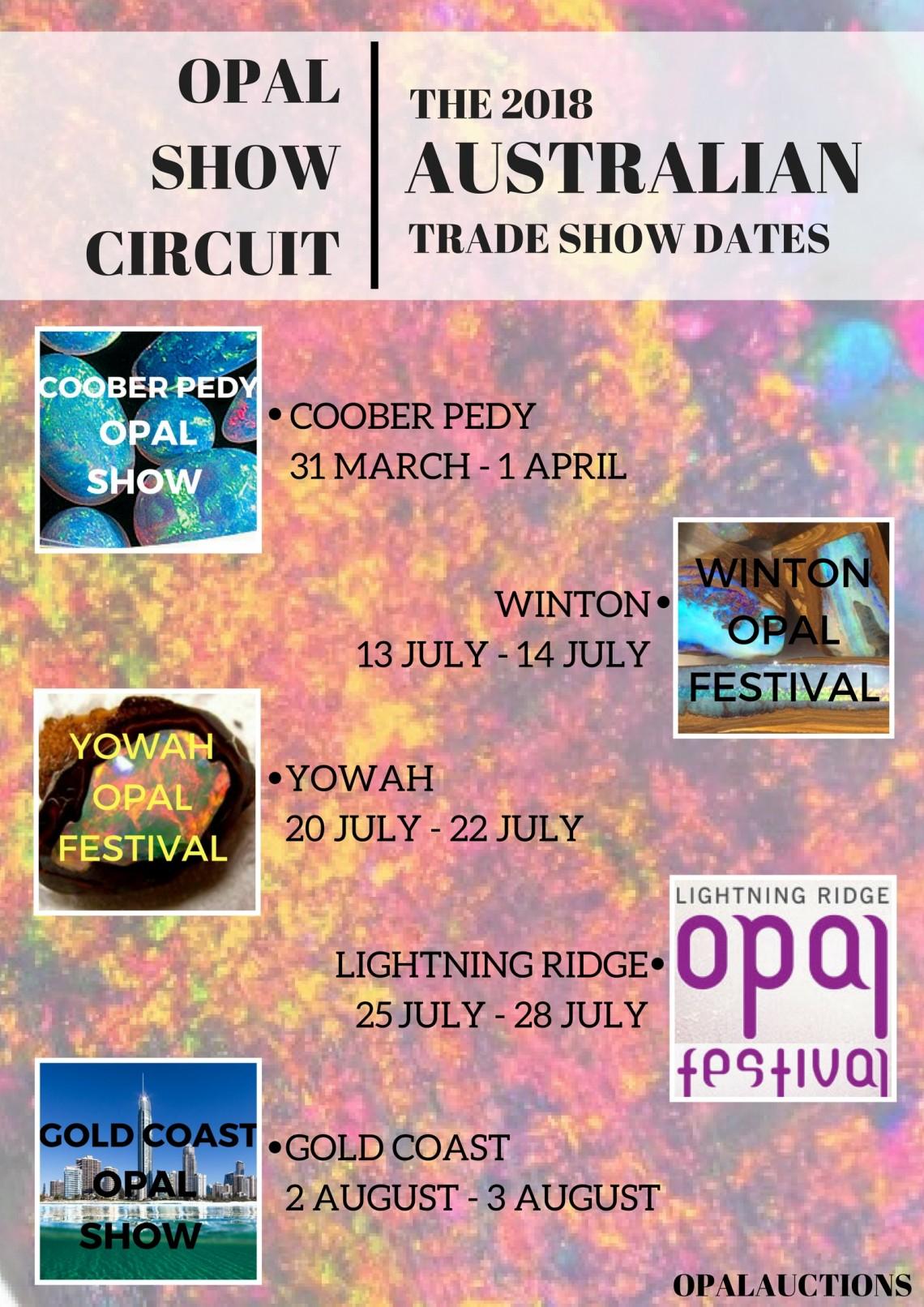 opal show circuit