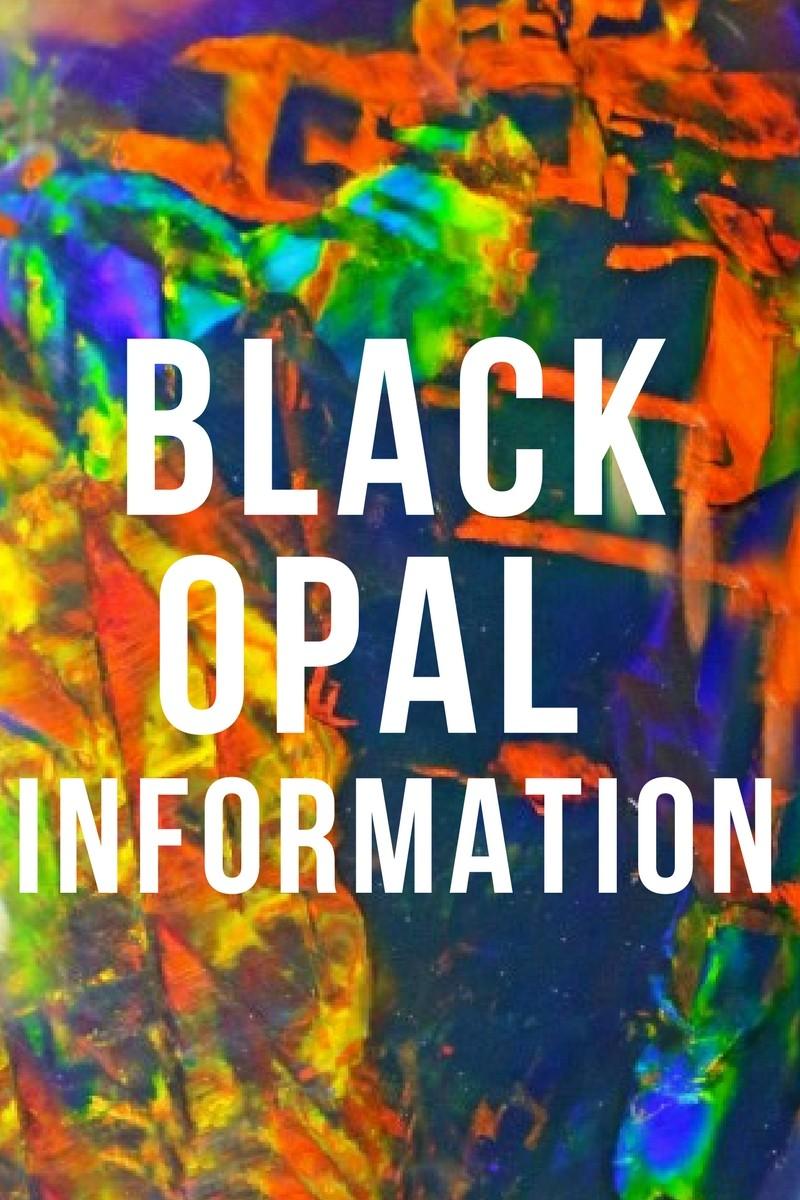 black opal information
