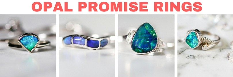 What is an Opal Promise Ring
