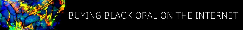 buying black opal on the internet