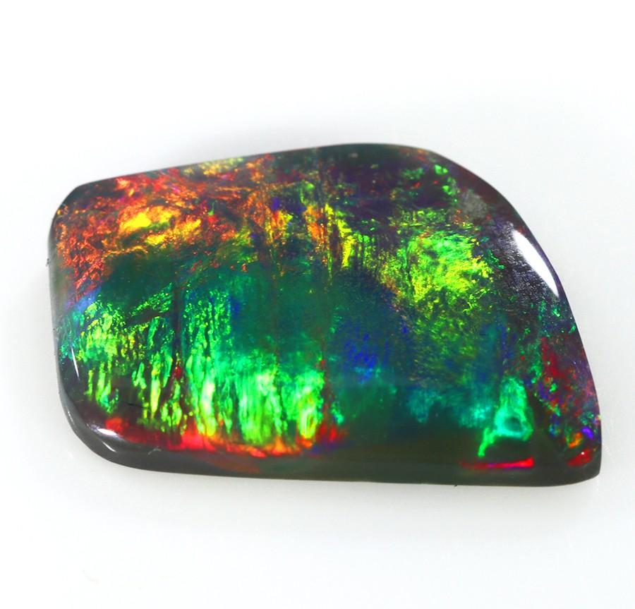 Southern Lights Black Opal