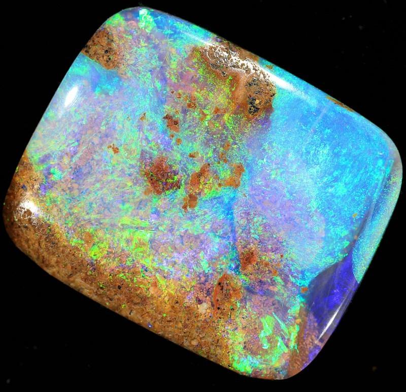 boulder pipe opal information