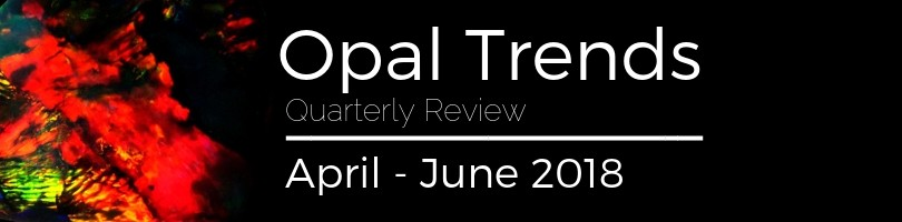 Opal Trends quarterly report April to June 2018