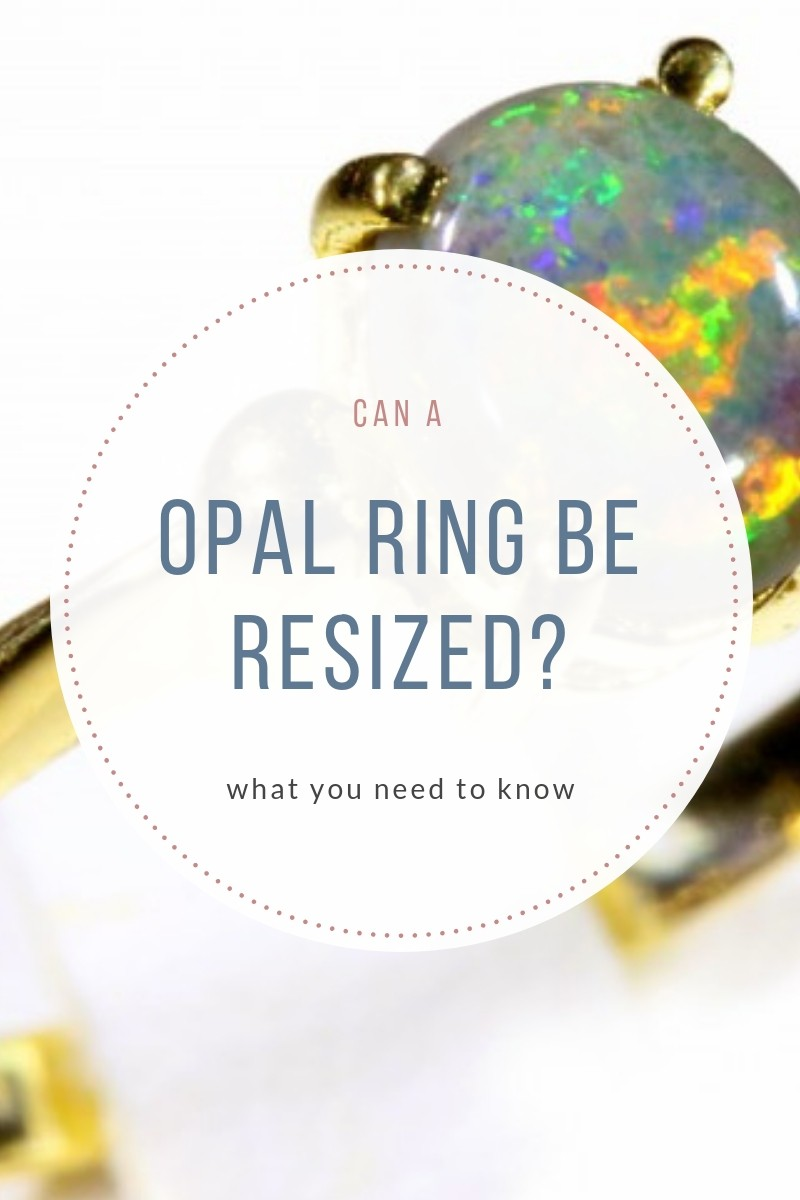 Can You Resize an Opal Ring
