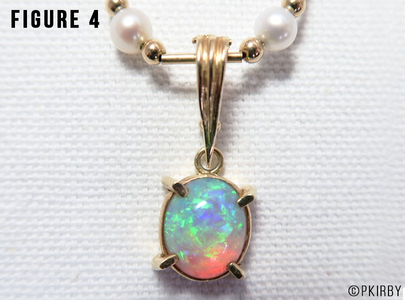 mothers crystal opal