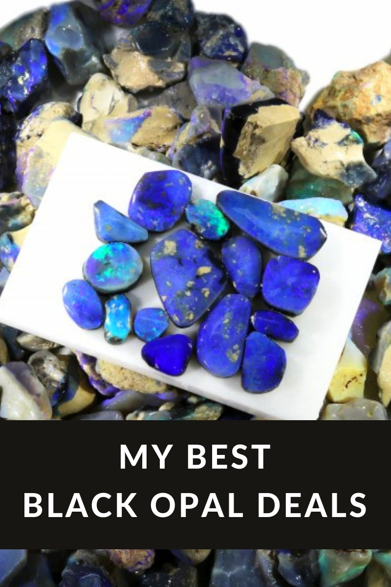 my best black opal deals