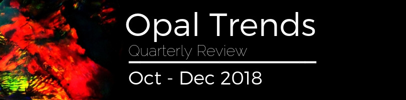 opal trends quarterly report october to december 2018