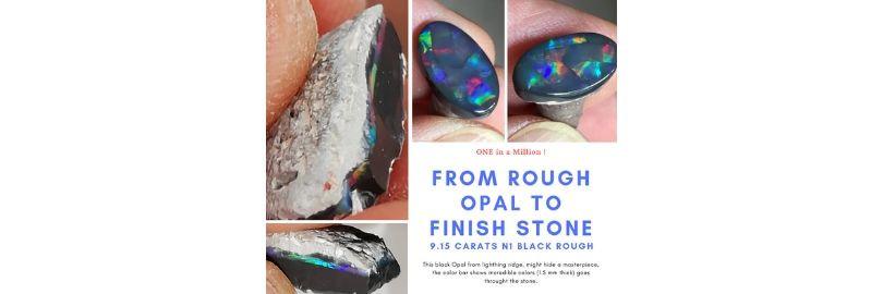 opal rough cutting channel
