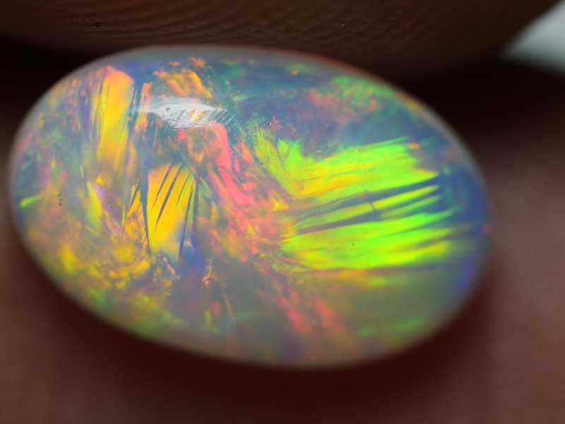 What Are Unset Opals